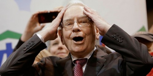 22 mind-blowing facts about Warren Buffett and his wealth