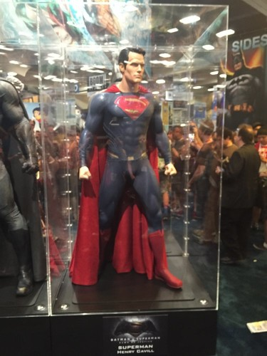 Here's how the 'Batman v Superman' costumes will look in the movie