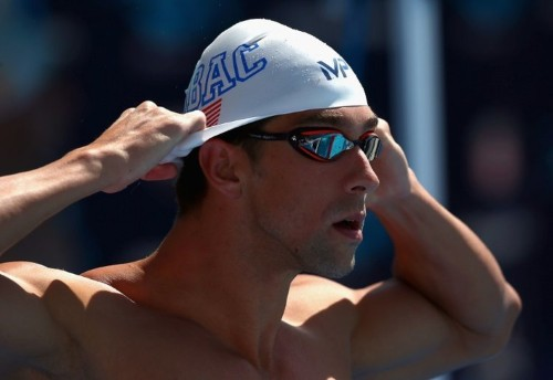 Michael Phelps finishes US meet, sends message for Rio