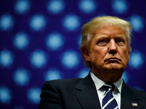 GOLDMAN SACHS: The Fed may ruin one of Trump's biggest plans for the economy