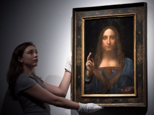How a lost Leonardo da Vinci painting went from $59 to $450 million