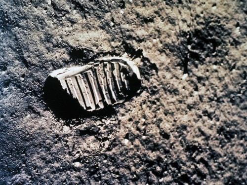It's been 47 years since we made our first footprints on the moon — here's what you might not know about Earth's dusty companion