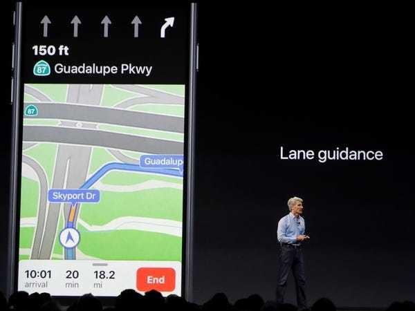 Apple told Congress it has spent 'billions of dollars' on Apple Maps - Business Insider