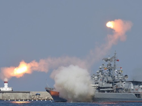 The US Navy just issued an eerie report outlining Russia's naval capabilities