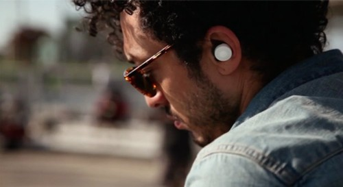 These earbuds don't play music, but they let you customize how the world sounds around you