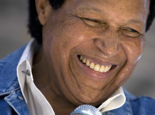 Singer Chubby Checker Is Suing HP Over An App That Measures The Size Of A Man's Penis