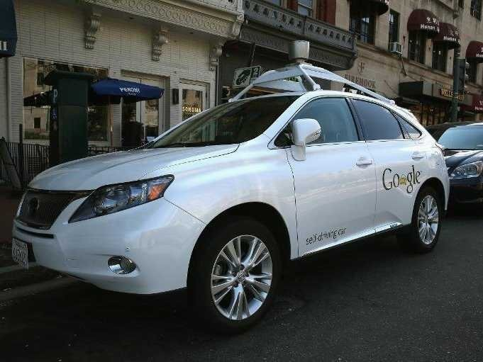 GOOGLE: Don't Worry, Self-Driving Cars Can Be Trusted On The Road
