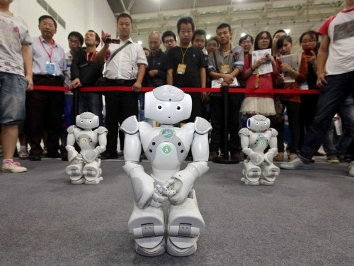 New Roles For Technology: Rise Of The Robots