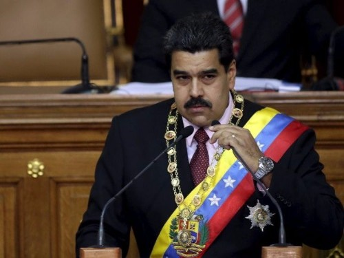 Venezuela's embattled president is acting as if he wants to annex 2/3 of a neighboring country's territory