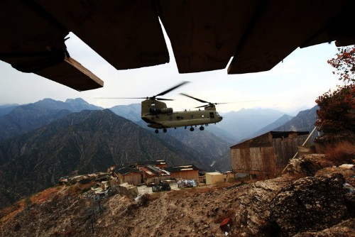 US special forces came under attack in Afghanistan: One dead, 2 wounded