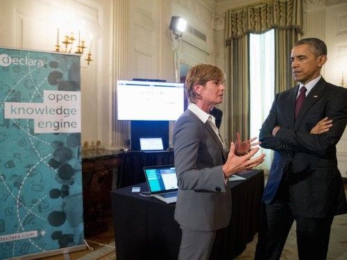 What it's like to pitch your startup to President Obama: 'He is extremely intimidating'