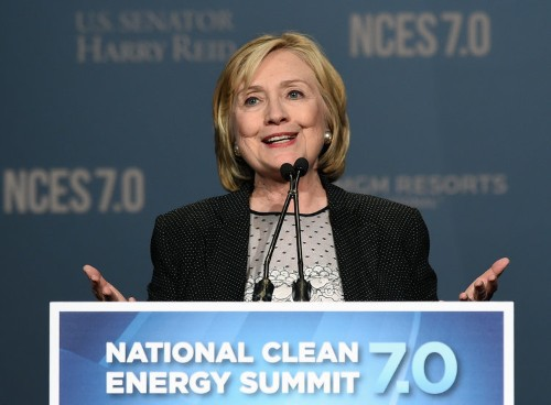 Where Hillary Clinton stands on climate change