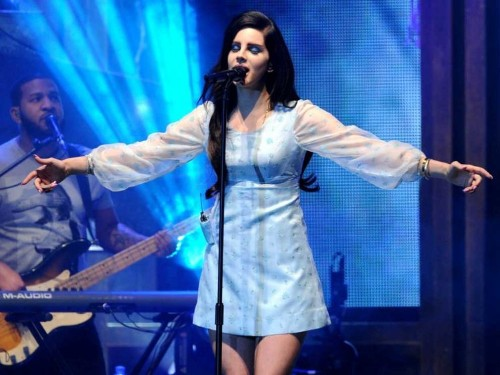 Listen To Lana Del Rey's Tragic New Song From 'The Great Gatsby' Soundtrack