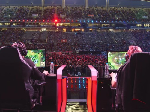 eSports is on the brink of becoming a billion-dollar industry