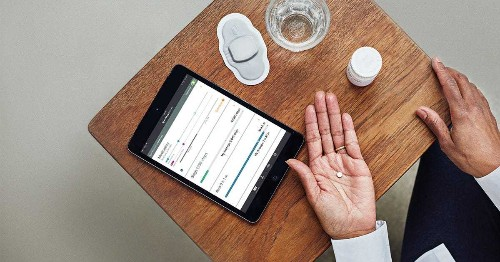 Proteus Digital Health CEO pushes back on criticism with new study