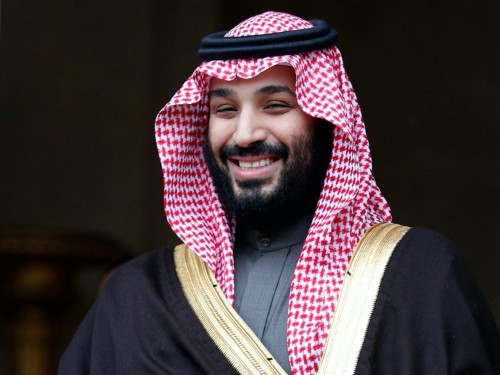 Meet Mohammed bin Salman, the 33-year-old crown prince of Saudi Arabia, who is at the center of human rights issues and drops hundreds of millions of his family's fortune on yachts, mansions and paintings