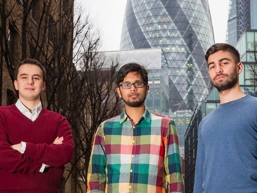 These 3 Oxford grads just got more funding from VCs