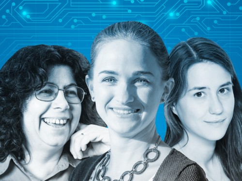3 female AI trailblazers reveal how they beat the odds and overcame sexism to become leaders in their field
