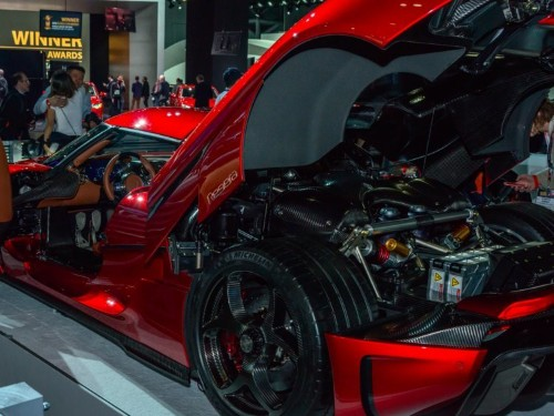 This $2 million Swedish hypercar will give Ferrari, McLaren and Porsche nightmares