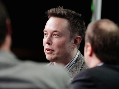 Elon Musk: Tesla Model X that crashed was not operating on Autopilot