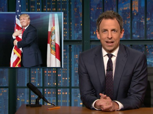 Why we need these late-night TV hosts more than ever under President Trump