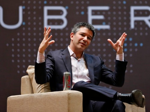 Uber has a secret weapon in its quest for world domination