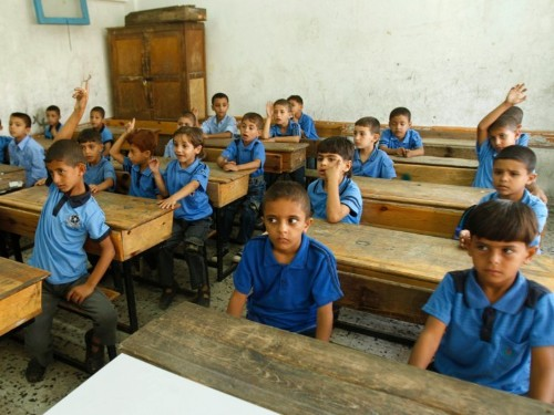 What the first day of school looks like in 12 countries around the world