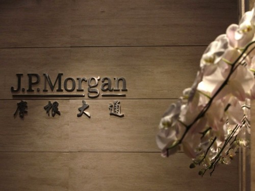 JPMorgan Under Scrutiny Over Hiring Of Chinese Minister's Son