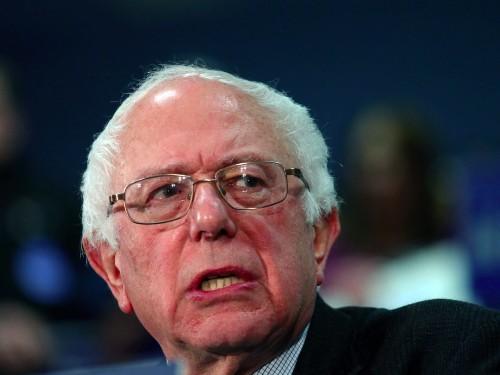 Liberals attack Sanders and Warren