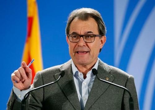 Spain is threatening to cut off its richest economic region