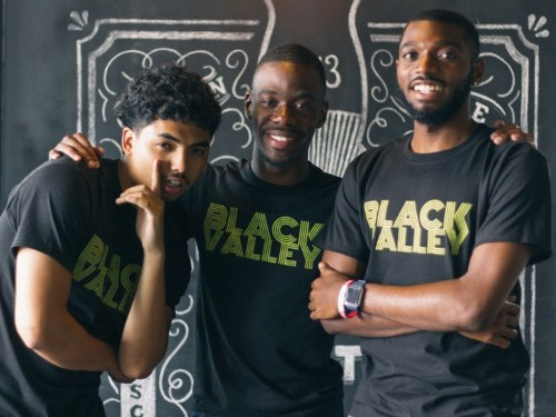 These 3 Silicon Valley interns want to 'change the face of tech forever'