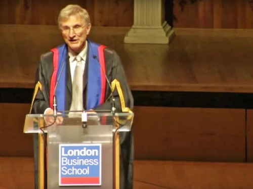 The dean of London Business School shares 4 skills you need to become a global leader