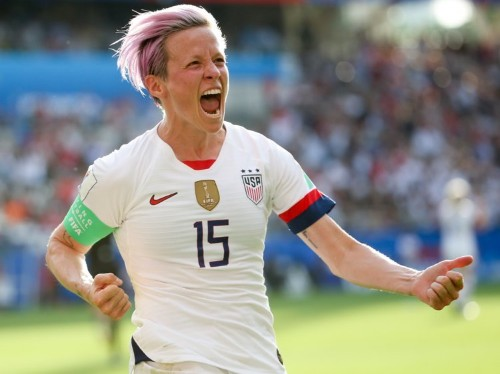 Megan Rapinoe wants World Cup match vs France to be 's---show circus'