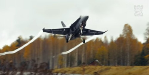 Finland, Norway, and Sweden are conducting a massive air exercise amid Russia tensions