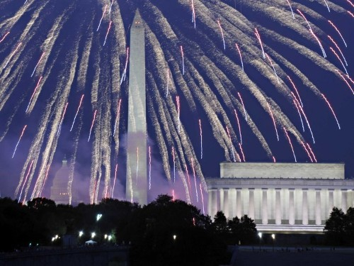 5 Great Tips For Photographing Fireworks