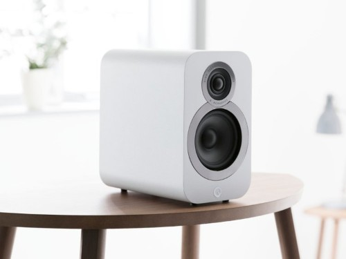 These $300 bookshelf speakers are the best in their price range — here's what they sound like at home
