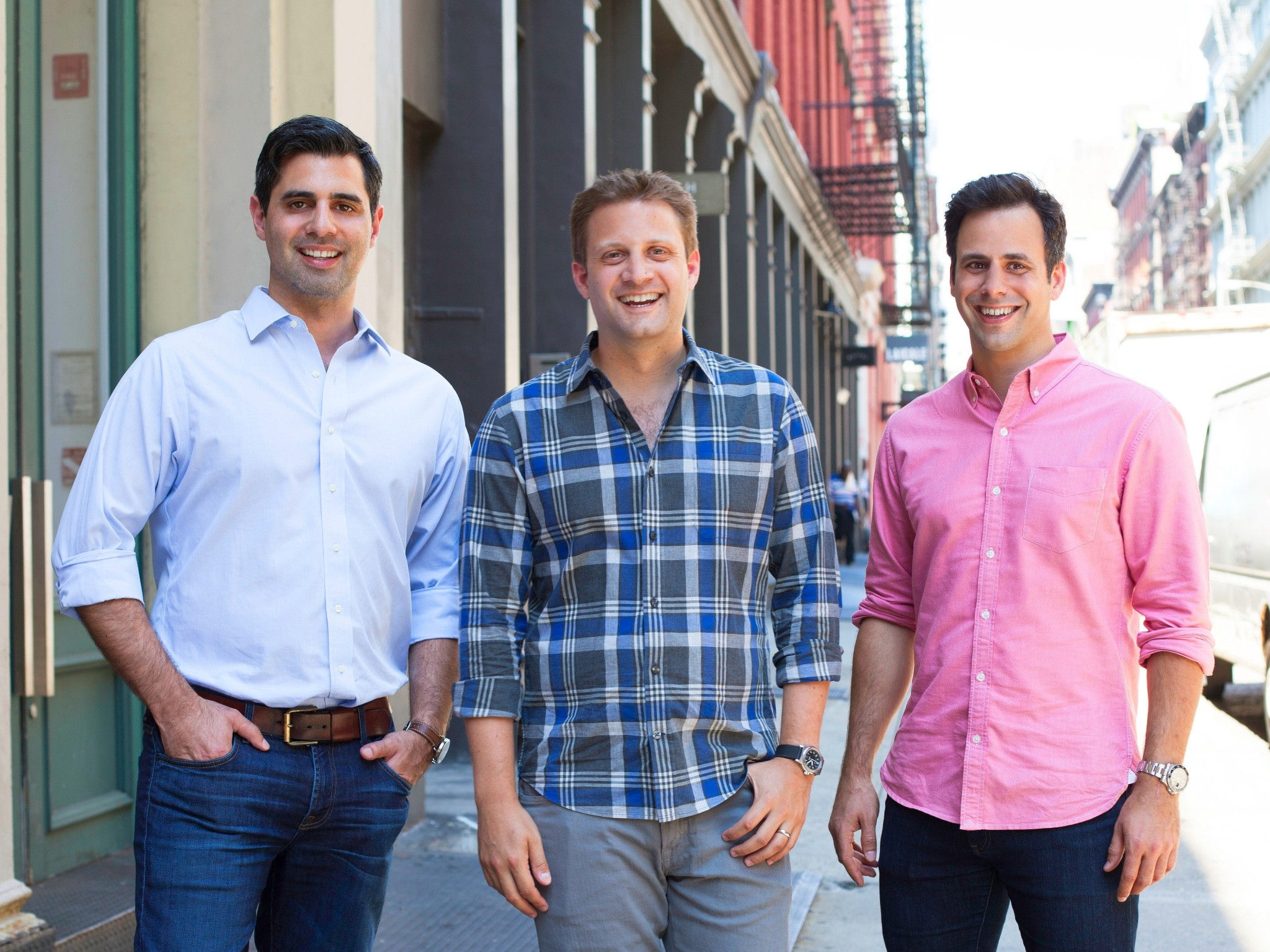 How 3 guys created Blue Apron, a $2 billion recipe-delivery business with 2,500 employees, in 36 months