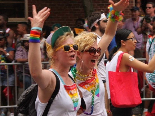 28 Triumphant Moments From The NYC Gay Pride Parade