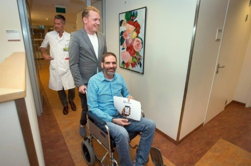 Dying Dutchman's last wish: to build brain cancer app