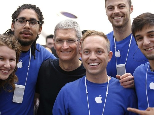 Here's What You Can Earn Working At Apple
