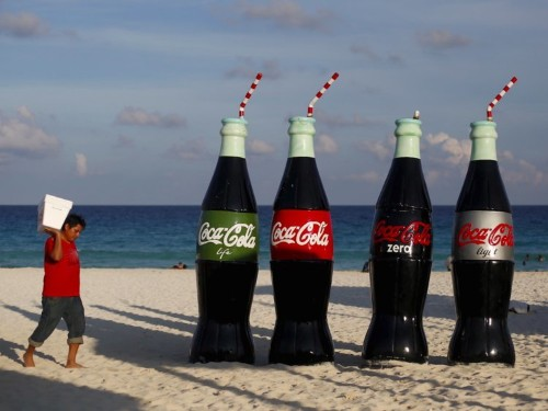 Drinks giants like Coca-Cola could sue the government over the sugar tax