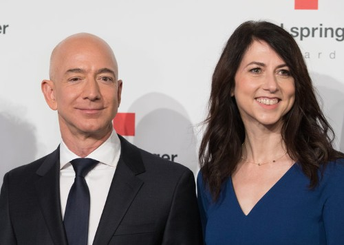 Jeff Bezos' divorce could soon make MacKenzie Bezos one of Amazon's biggest shareholders