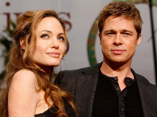 Angelina Jolie spoke candidly about her divorce from Brad Pitt