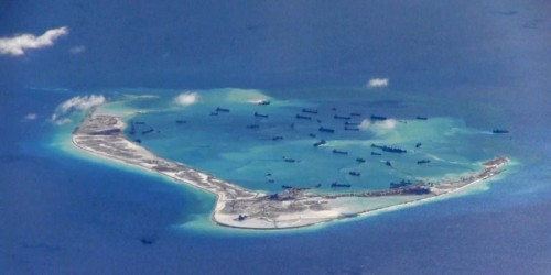 China is deploying drones to spy on the South China Sea like never before
