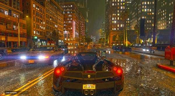 'Grand Theft Auto' has never looked this good - Business Insider