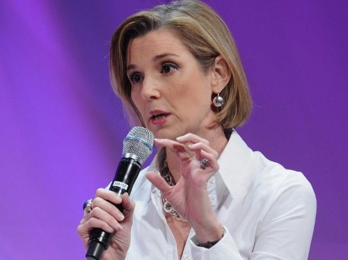 The advice former Wall Street executive Sallie Krawcheck would give her younger self about money