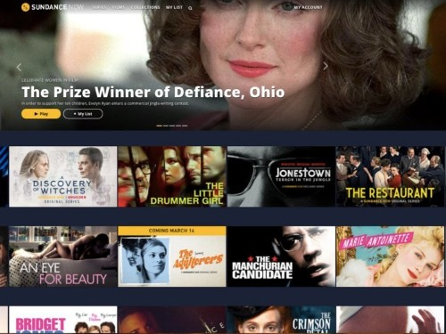 Sundance Now: streaming service bringing Sundance Film Festival to your TV