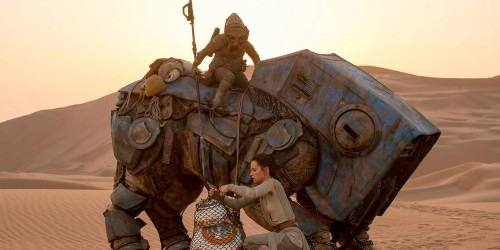 Here's who that new 'Star Wars' character in a leaked set photo probably is