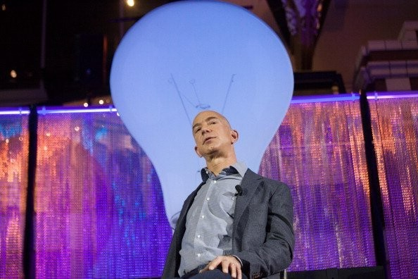 Jeff Bezos: 'We are the best place in the world to fail'