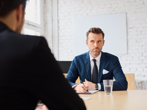 14 things you say that will automatically ruin your chances in a job interview